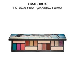 🆕 SMASHBOX LA Cover Shot Eyeshadow Palette